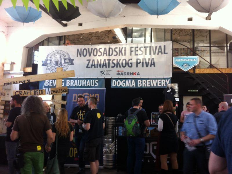 Drugi Novosadski Festival CraftPiva