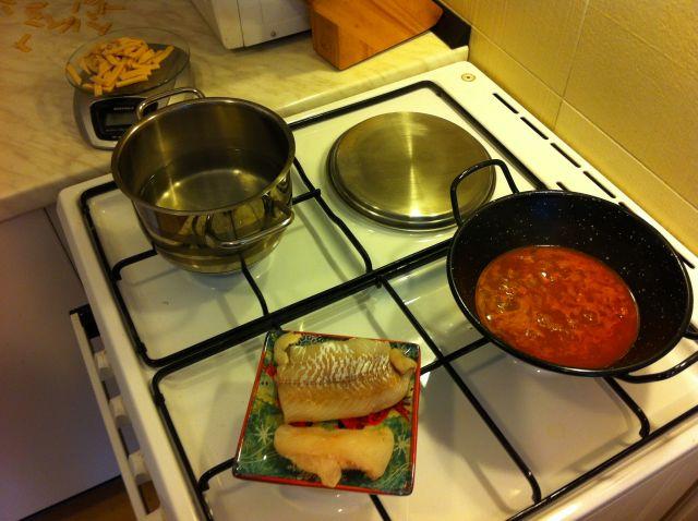 kuhanje singl fiša