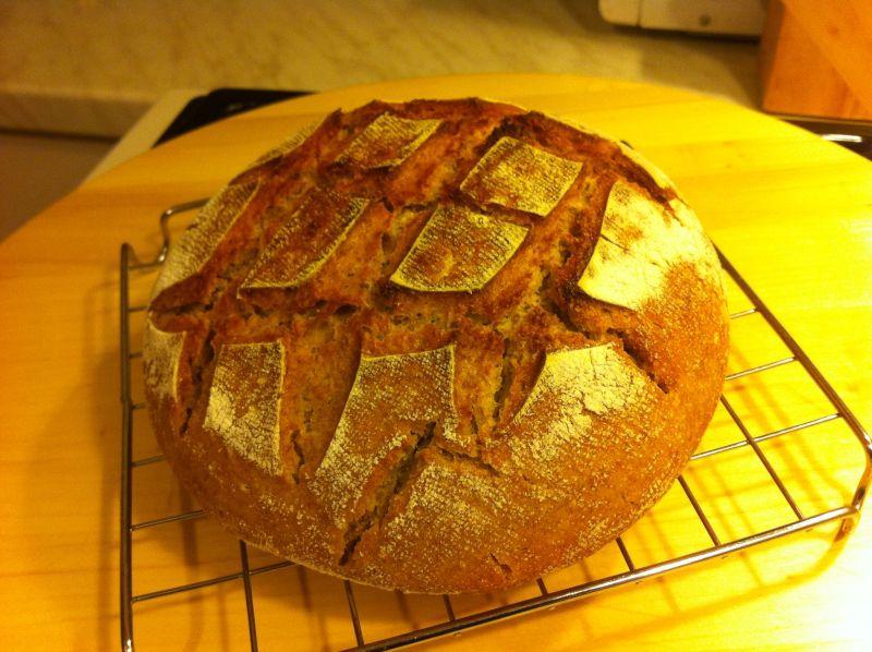 Kvasni kruh, dio drugi: kako gaispeći
