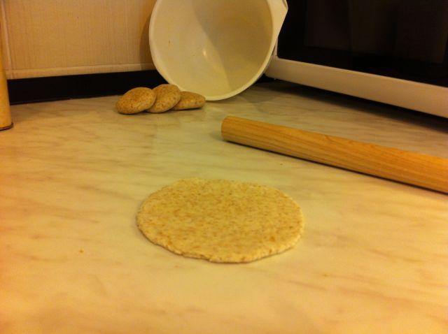 valjanje tortilja