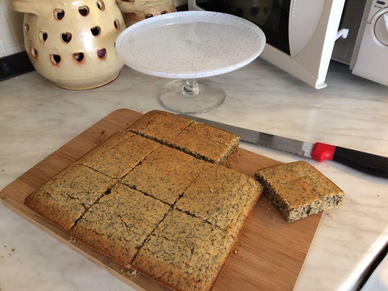 Zobeni kolač s makom_9 porcija