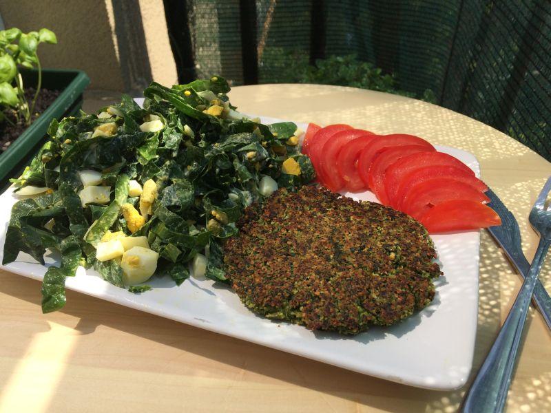 Zeleni falafel