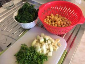 Zeleni falafel_usitniti