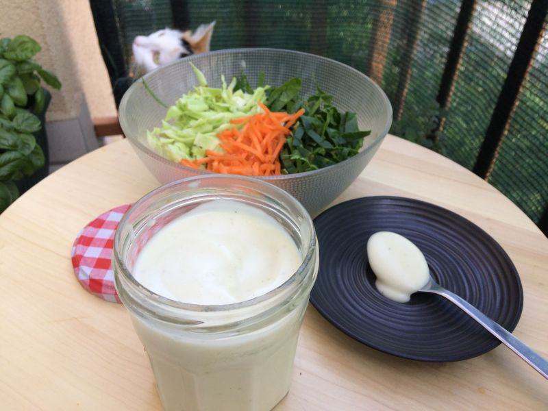 Veganska majoneza odaquafabe