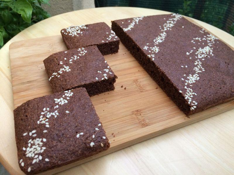 Tahini kakao kocke sbananom