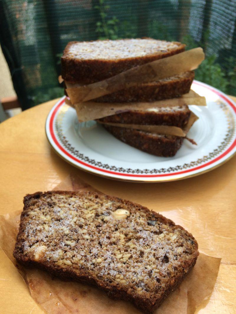 Kruh od banane_ledena kriška