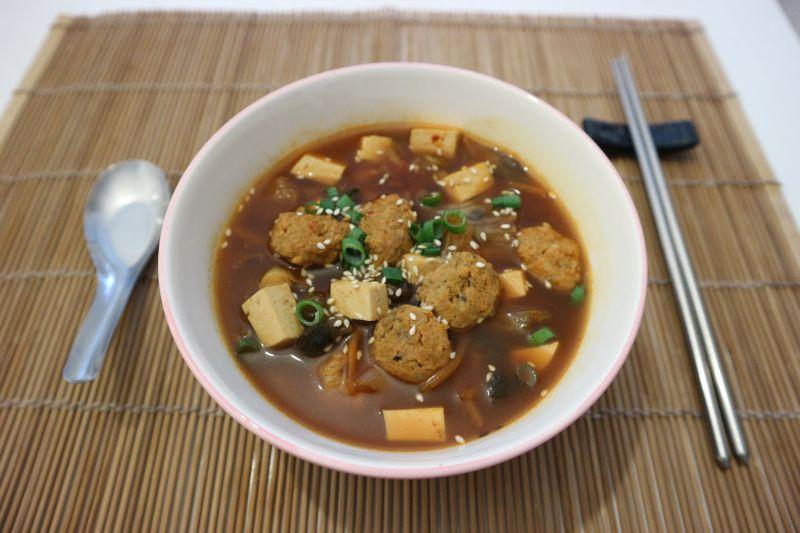 Ljekovita kimchi juha_posluženo