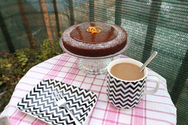 Čokoladna torta odnaranče