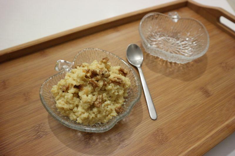 Sjajna jela iz kuhala za rižu: Puding odprosa
