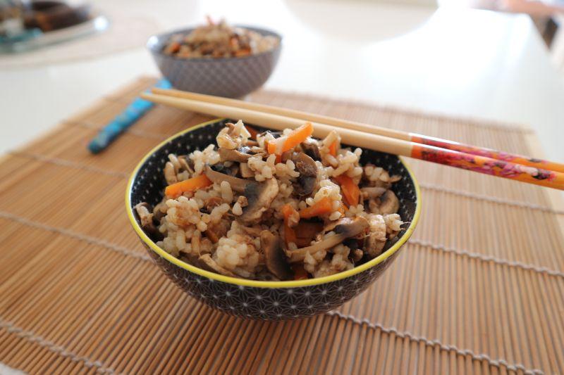 Sjajna jela iz kuhala za rižu: Tunagomoku