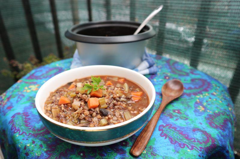 Sjajna jela iz kuhala za rižu: Varivo sheljdom