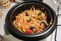 Zimski spageti_kuhano
