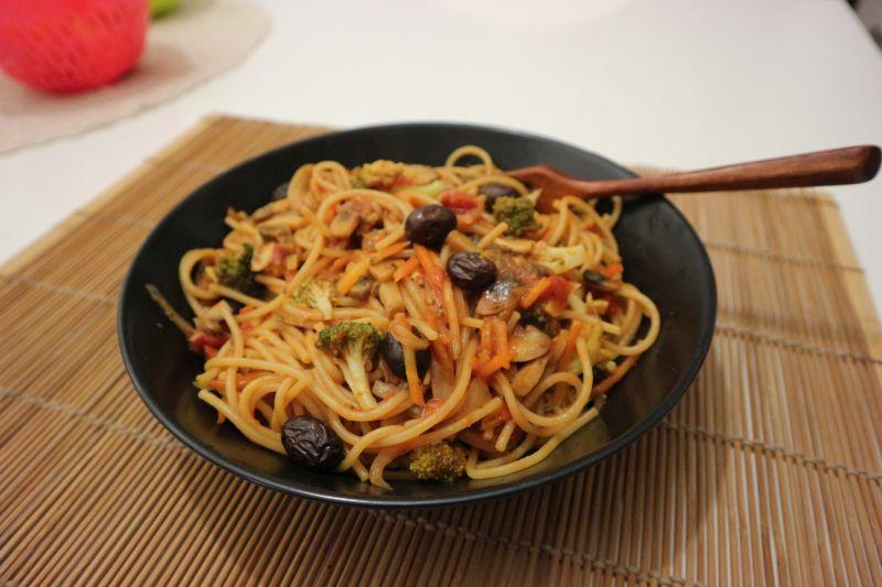Sjajna jela iz kuhala za rižu: Zimskišpageti