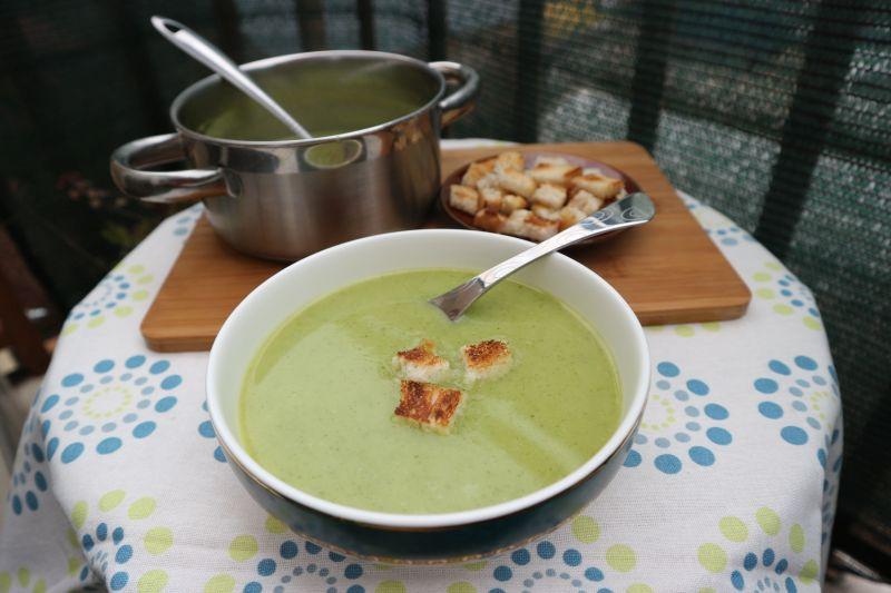 Najbolja (i najjednostavnija) krem juha odtikvice