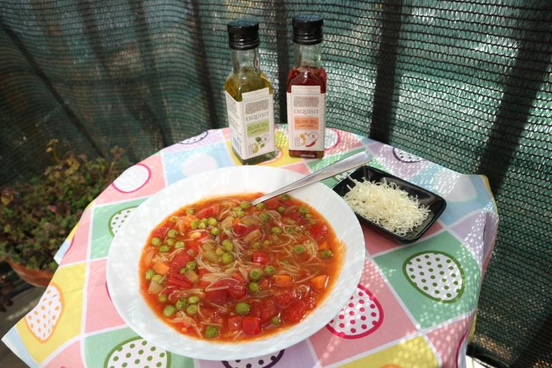 Proljetni minestrone