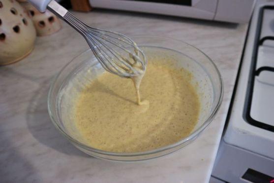 Kolac od jogurta sa marelicama_tijesto