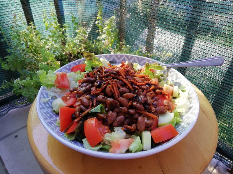 Grah salata zadoručak