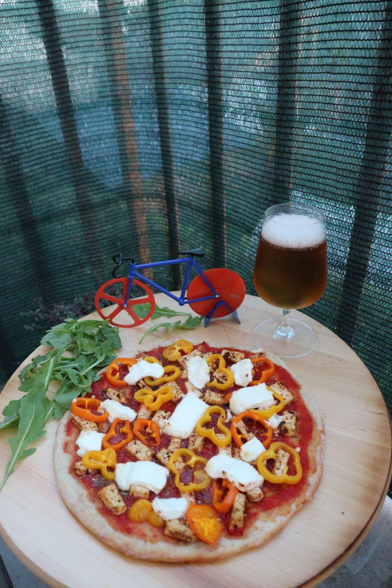 Vege pizza_posluzeno2