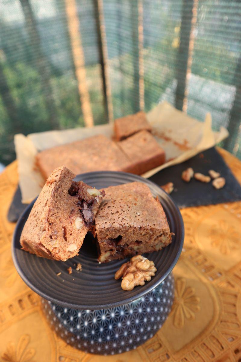 walnut brownie_posluzeno