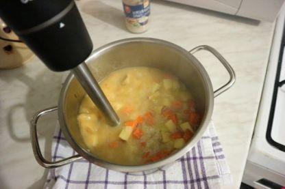 Krem juha od krumpira s hrenom_mix
