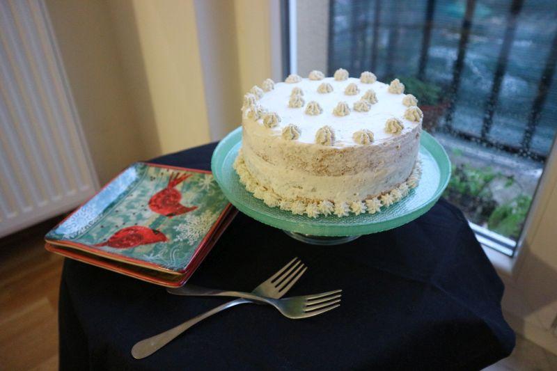 Torta od matcha zelenogčaja