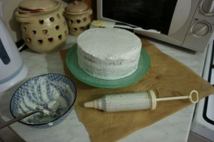 Torta matcha_ukrasi