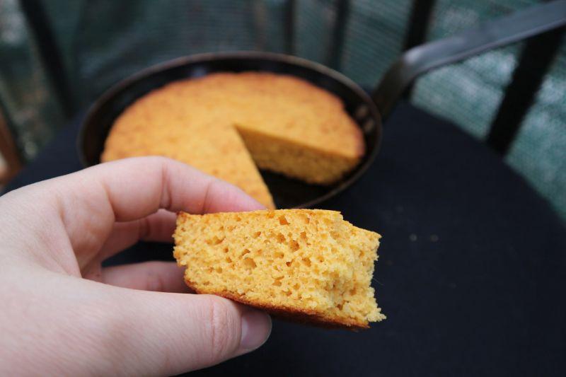 Meksički kukuruzni kruh