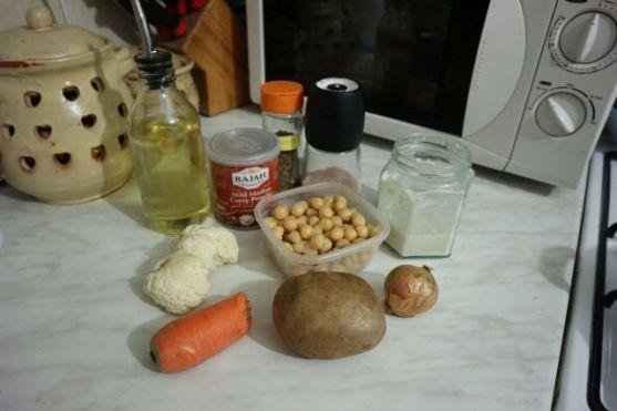Kokos kari od slanutka_mep