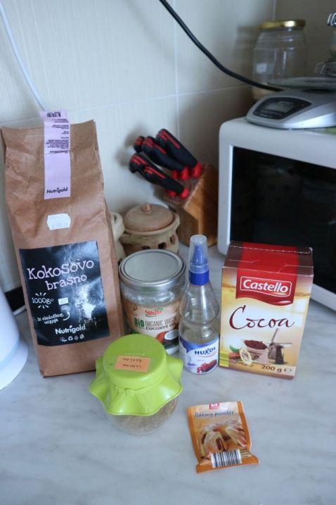 Kokos keksici iz mikrovalne_mep