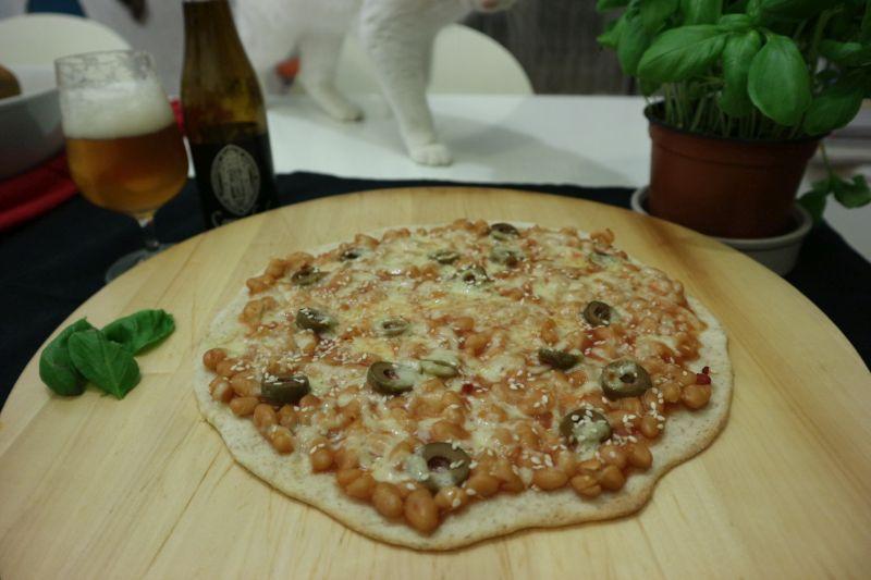 Pizza sa zapecenim grahom_inspektor