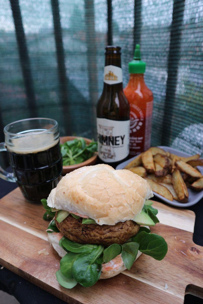 portobello burger_burger