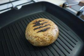 portobello burger_gril