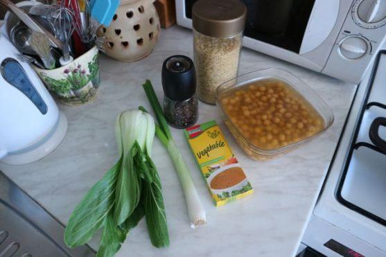 Zeleni minestrone_mep