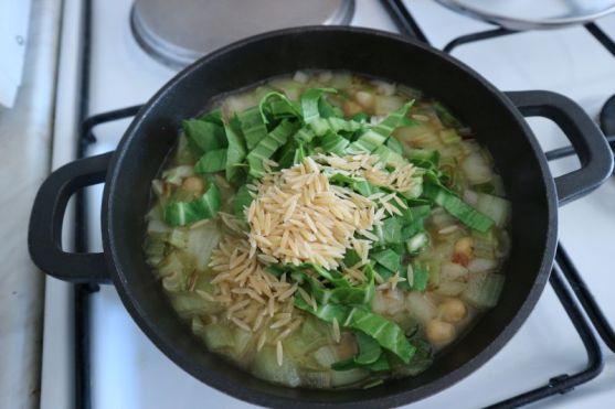 Zeleni minestrone_sve