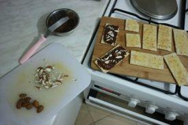 Krekeri s limunom i cokoladom_sve