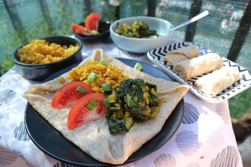 Injera – etiopljanskikruh