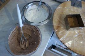 Kocke od sira s nutelom i kikiriki maslacem_punjenje