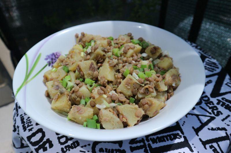 Salata od krumpira ileće