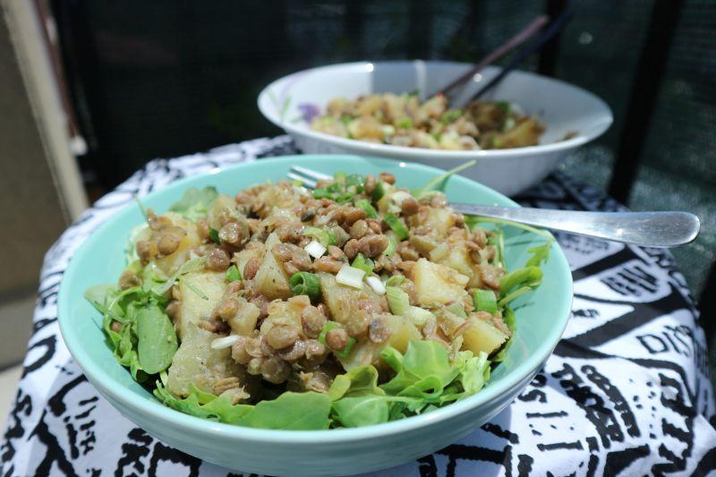 salata od krumpira i leće_naslovna