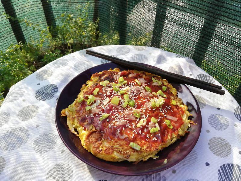 Okonomiyaki – jednostavni popečak odzelja