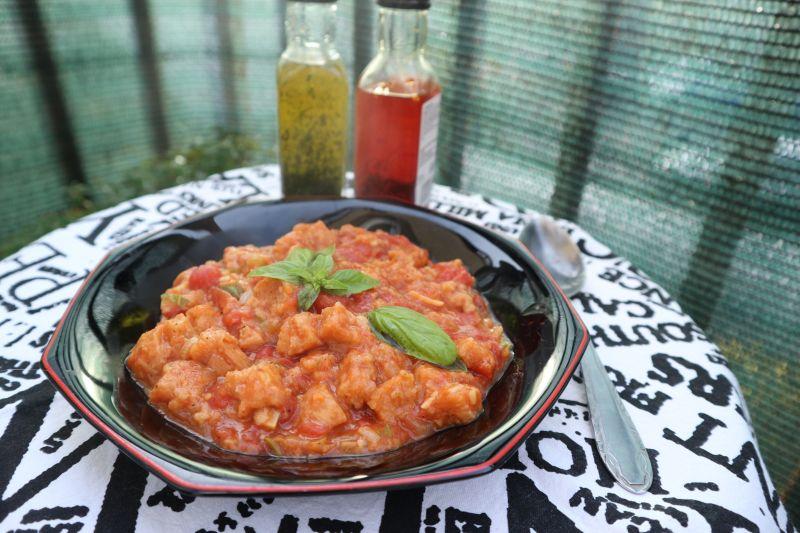 Papa al pomodoro – Toskanska juha od rajčica ikruha