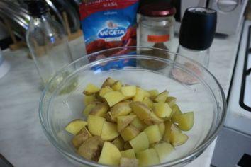 Krumpiri iz air fry friteze_mep