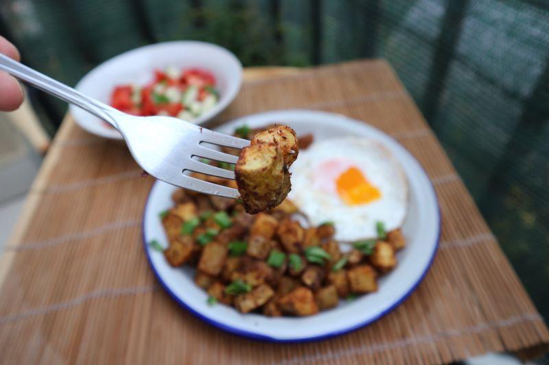 Krumpiri iz air fry friteze_zalogaj