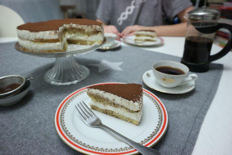 Tiramisu torta od skyra_pauza