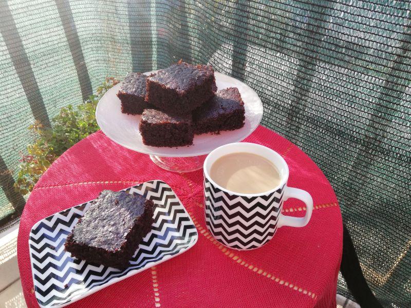 Čokoladni kolač s kvasom, zarođendan